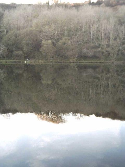 Reflection: Lower Slade Reservoir