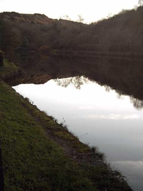 Reflection II: Lower Slade Reservoir
