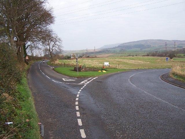 West Kilbride, Junction
