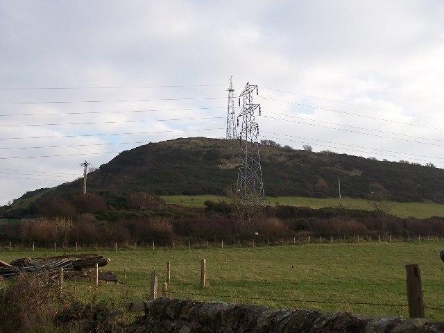 West Kilbride, Law Hill