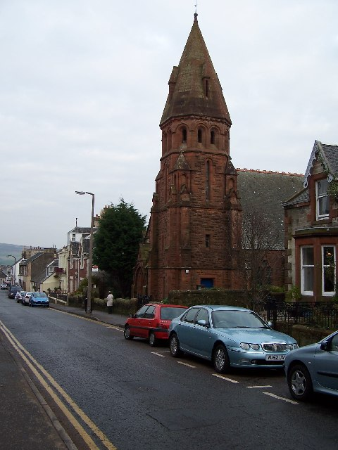 West Kilbride, Overton Church