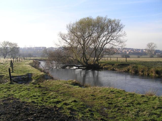 Not the River Rother, Woodhouse Mill