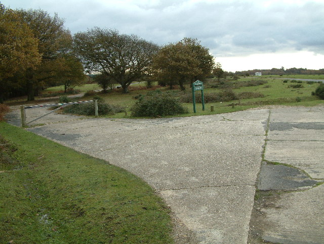 Stony Cross Campsite, New Forest