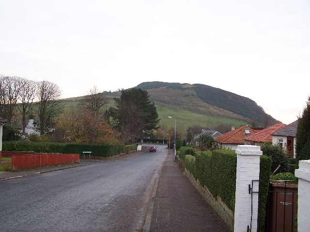 West Kilbride, Meadowfoot Road