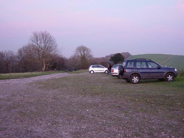 Bignor Hill Car Park