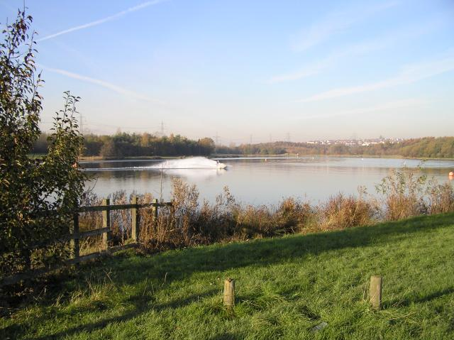 Rother Valley Park - North end