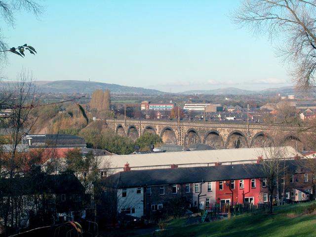 Radcliffe viaduct