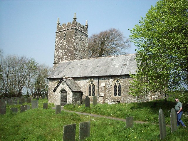 Newton St Petrock Church