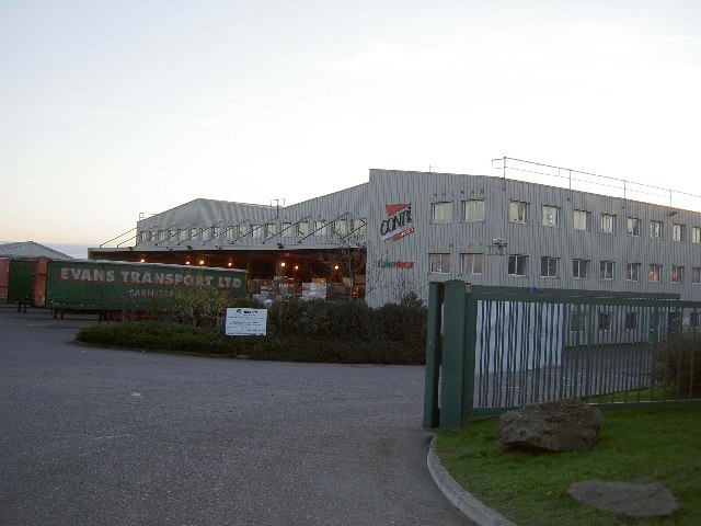 Norbord Ltd - Chipboard factory
