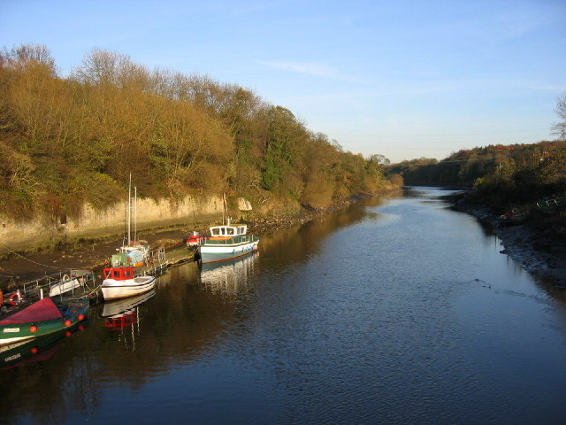 River Wear near Cox Green