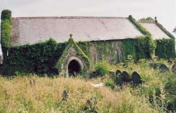 East Putford Church