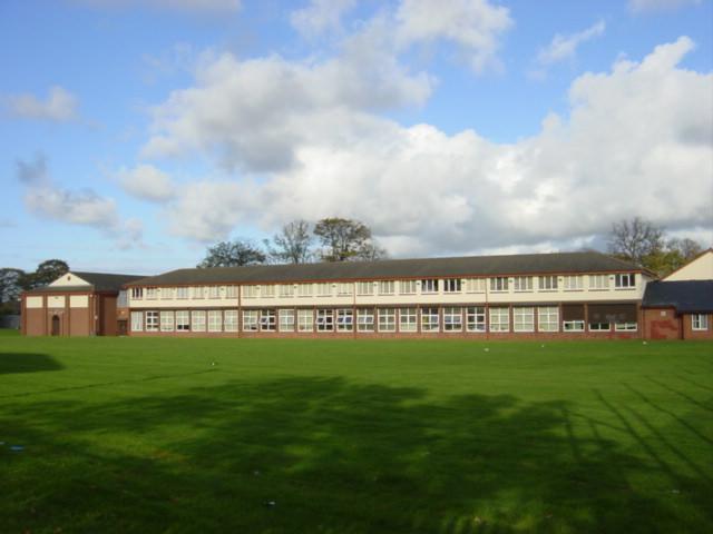 New Building, Broughton Hall School