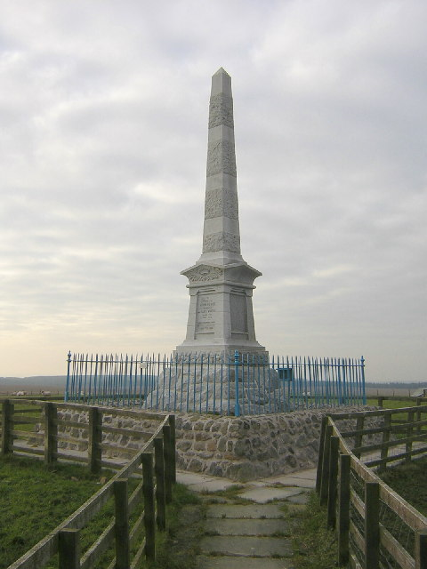 Lochgoin Monument