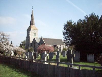 St. Nicholas' Church, Chislehurst