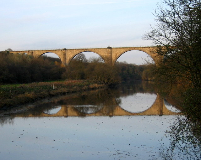 The Victoria Viaduct