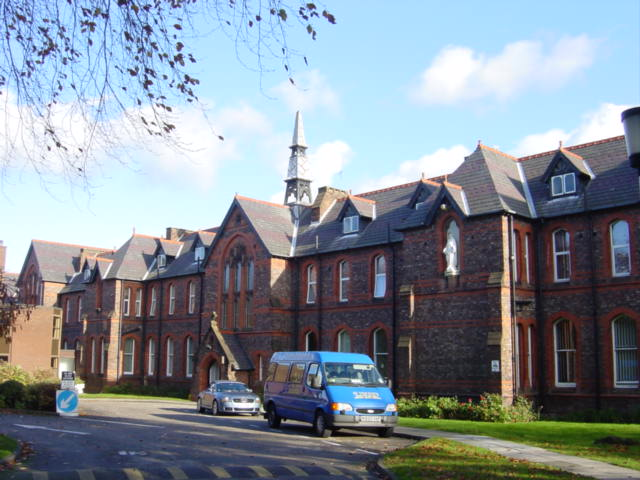 St Vincent's School for the Blind