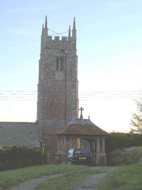 Church of St John, Warkleigh