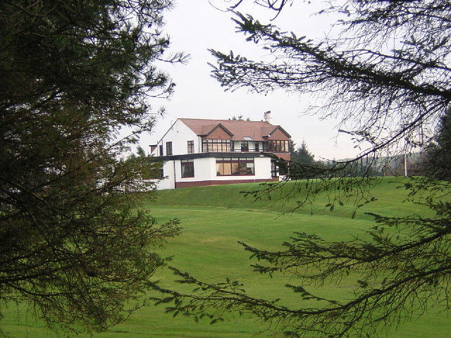 Clubhouse at Eastwood Golf Club