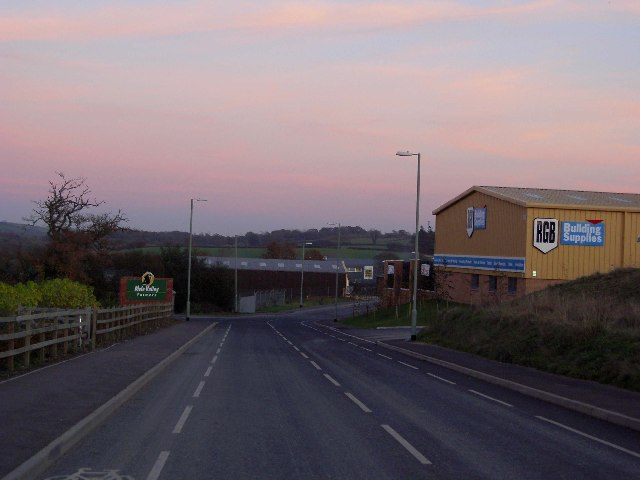 Pathfields Business Park, South Molton