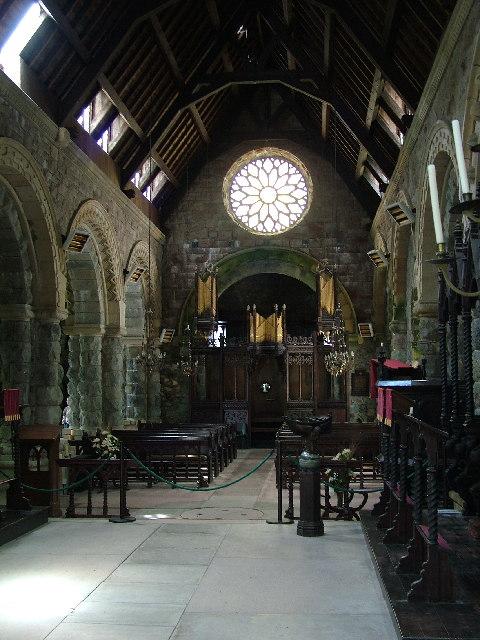 St Conan's Kirk, Lochawe