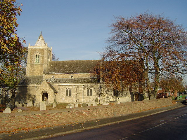St Mary's Church, Farcet