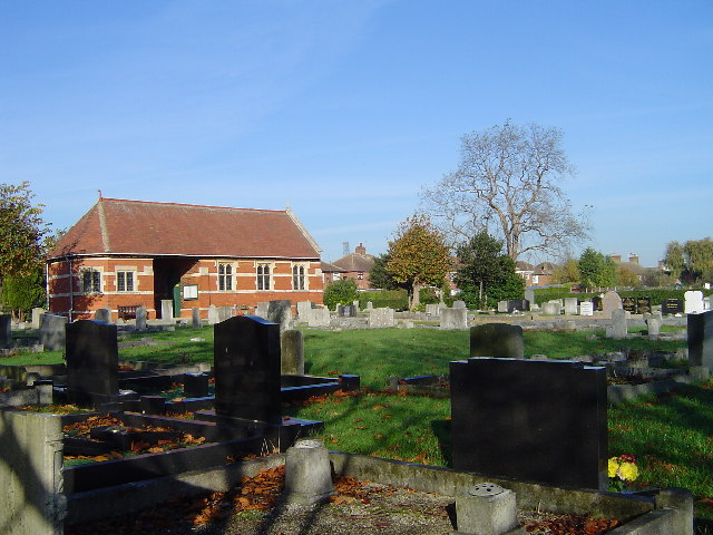 Broadway cemetery, Farcet