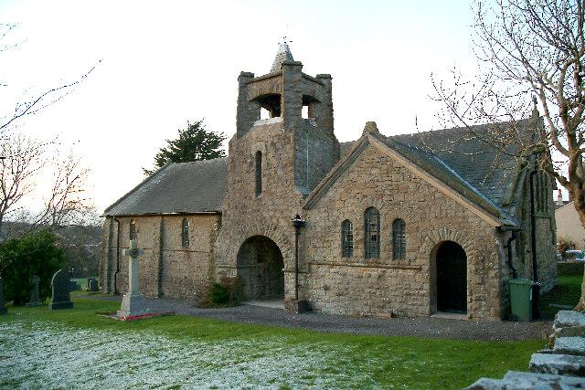 Parish Church of Broughton Moor