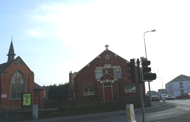 Lamberhead Green Independent Methodist Church