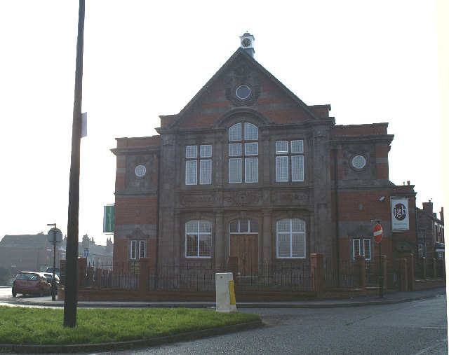 Former Carnegie Library, Pemberton