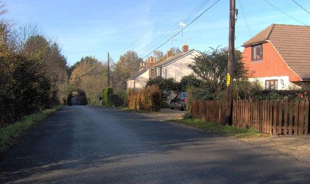 Liberty Road Soberton Heath