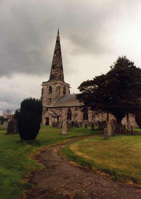 Marston on Dove Church