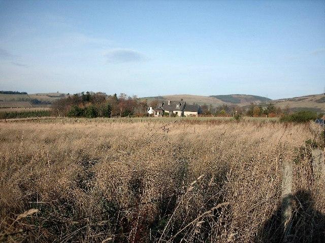 Cottage at Whitehillfaulds Farm