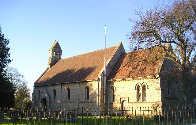 St.John the Baptist, Hartwell