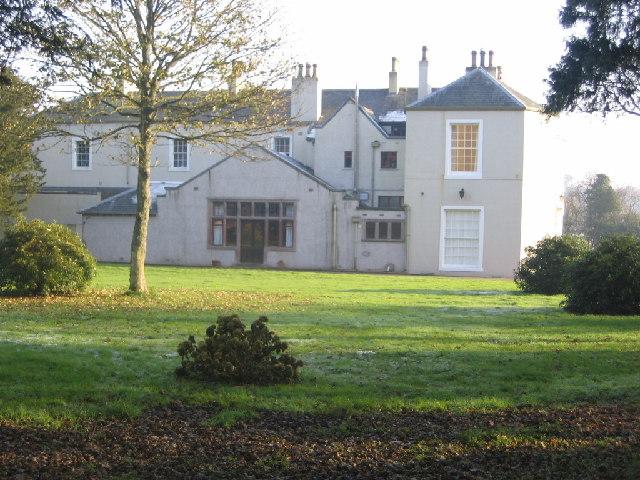 Camerton Hall.