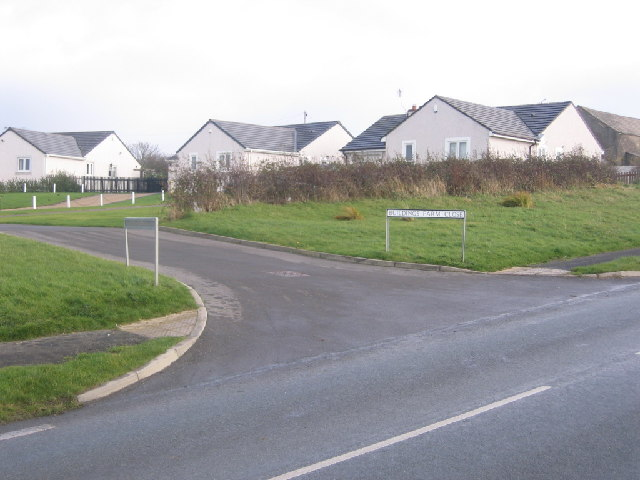 Buildings Farm Close.