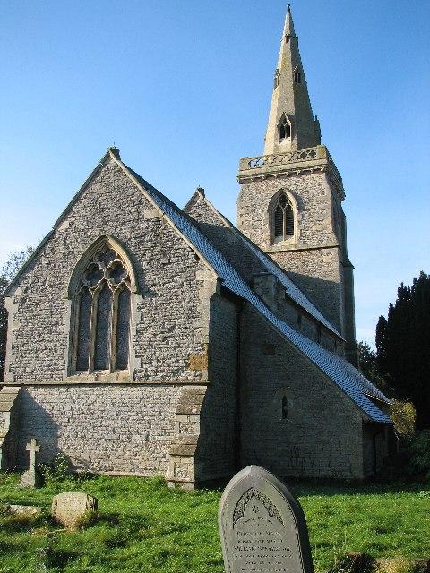 Saint Helena's Church, Thoroton