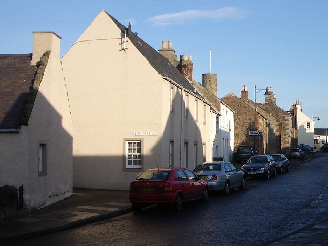 Abernethy Main Street