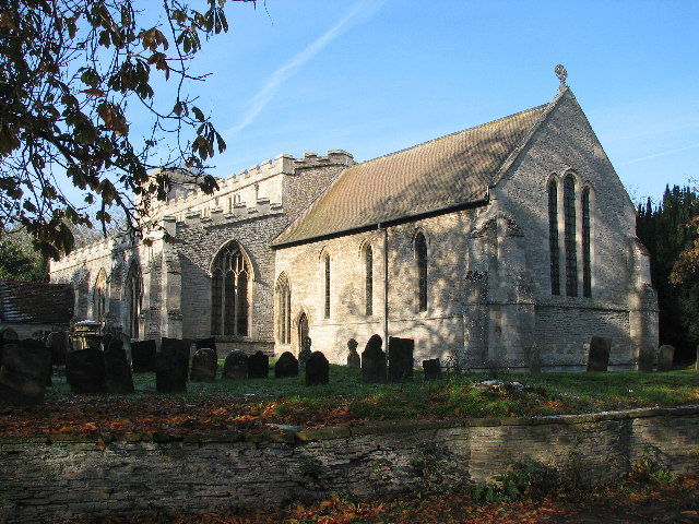 Saint Mary's Church, Orston