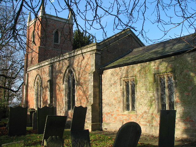 Saint Peter's Chapelry, Flawborough.