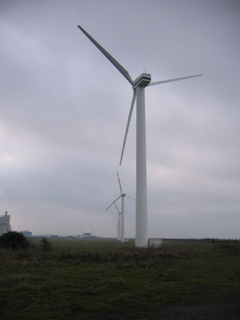 Siddick Windcluster.