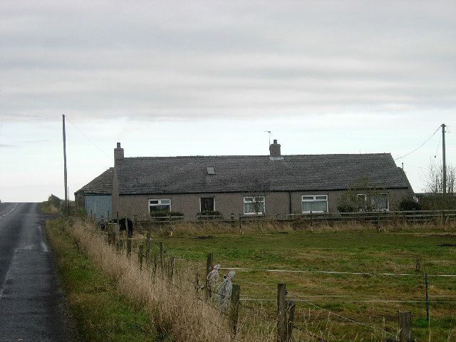 Cottages on the B978