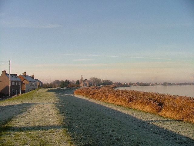 Whitgift, dyke and Ouse