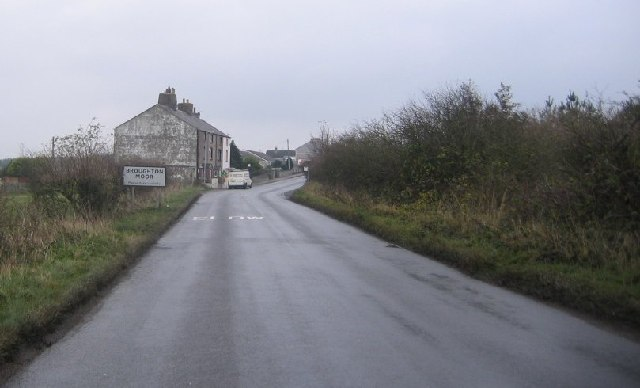 Entrance to Broughton Moor.
