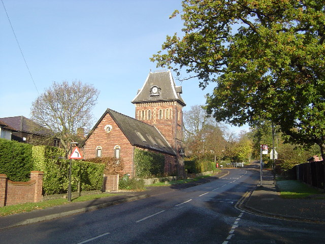 Pinnerwood Park: Clock Tower, Pinner Hill Farm