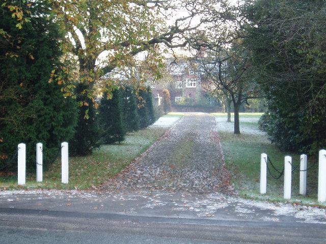 Dukenfield Hall (Knutsford Road Mobberley)