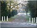 SJ7779 : Dukenfield Hall (Knutsford Road Mobberley) by Ian Warburton
