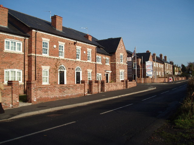 Eden Court Town Lane Mobberley