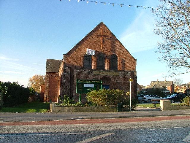 Starbeck Methodist Church