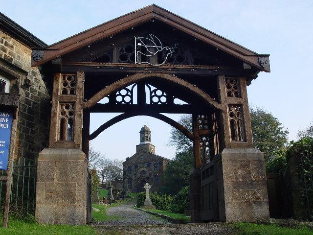 Parish Church of St John the Divine, Cliviger