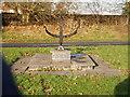 SJ7879 : Sundial by Ian Warburton